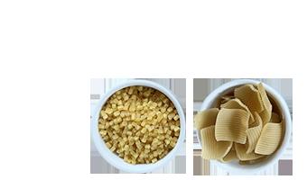 Gamme pellets protéine